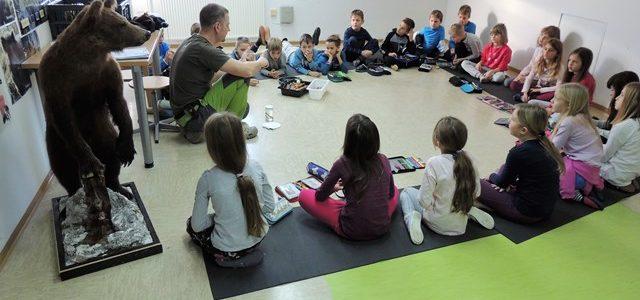 4. dan šole v naravi za učence 2. in 3. razreda