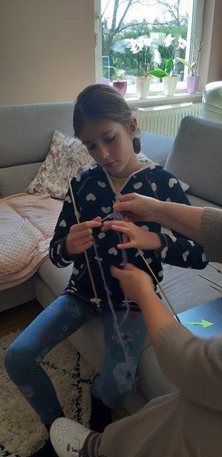 1-pletenje